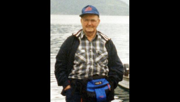 Arnold Johnson, age 90