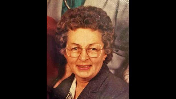 Cleo Adams, age 94