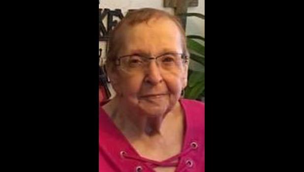Iris Purdon Edwards, age 83