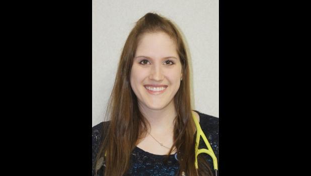 Medical student Teresa Mallett