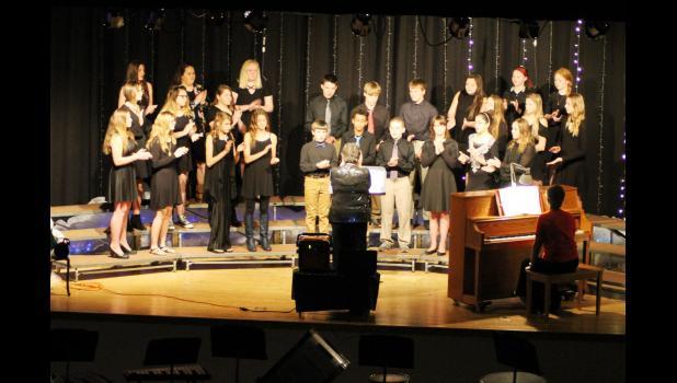 Philip Junior High Choir