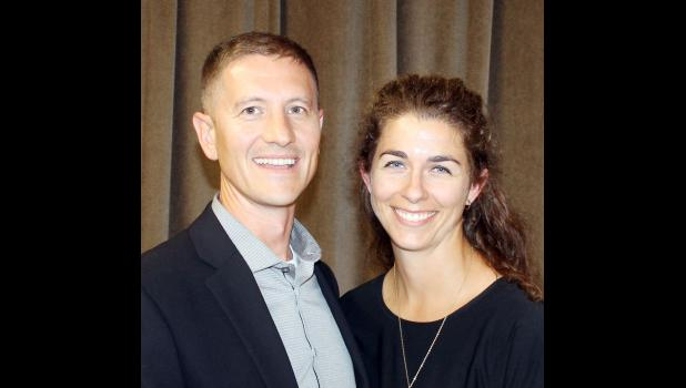Jeremy Schultes is the new chief executive officer of Philip Health Services, Inc. He and his wife, Holly, come to Philip from Spearfish.