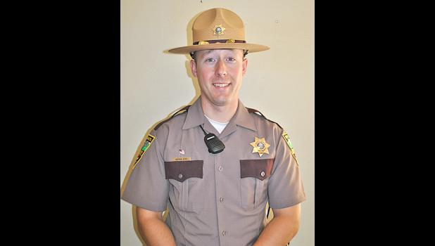 Andrew Buns is the newest South Dakota Highway Patrol trooper to be based out of Wall.