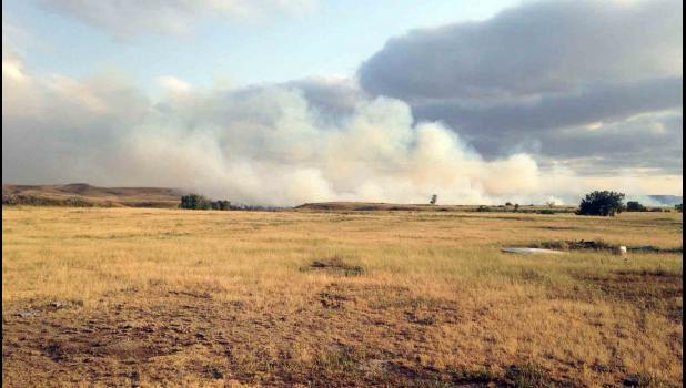 Schofield Fire